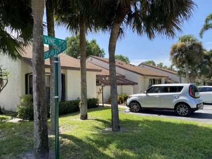 3872 Vine Trail Lake Worth, FL MLS# RX-10643214