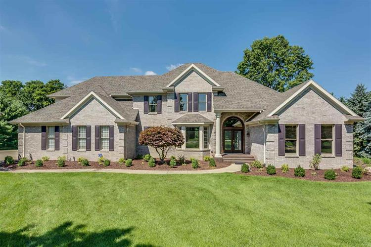 51163 Shamrock Hills Court, Granger, IN 46530