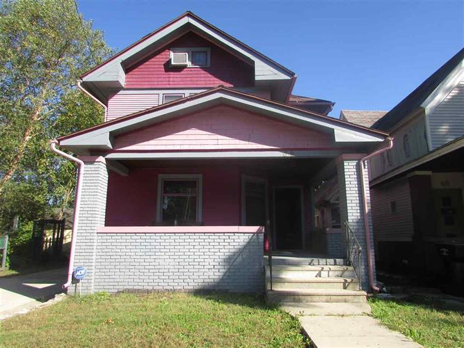 612 CUSHING Street, South Bend, IN 46616