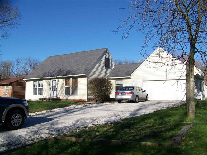 3157 S Stone Road, Marion, IN 46953