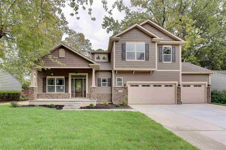 317 Highland Drive, West Lafayette, IN 47906