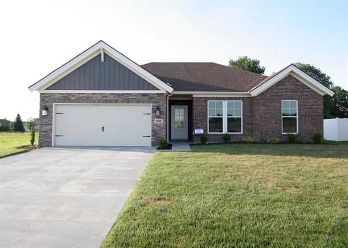 216 W Stellar Way, Huntingburg, IN 47542