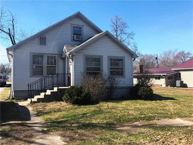 311 Spann Street, Crawfordsville, IN 47933