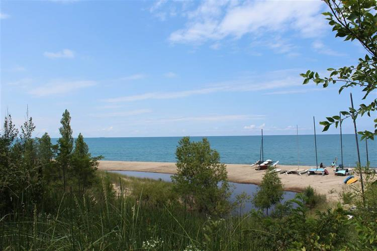 W Lake Front Drive, Beverly Shores, IN 46301