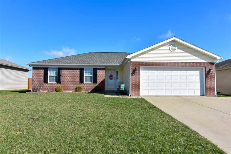 3444 Trailstone Drive, Evansville, IN 47725