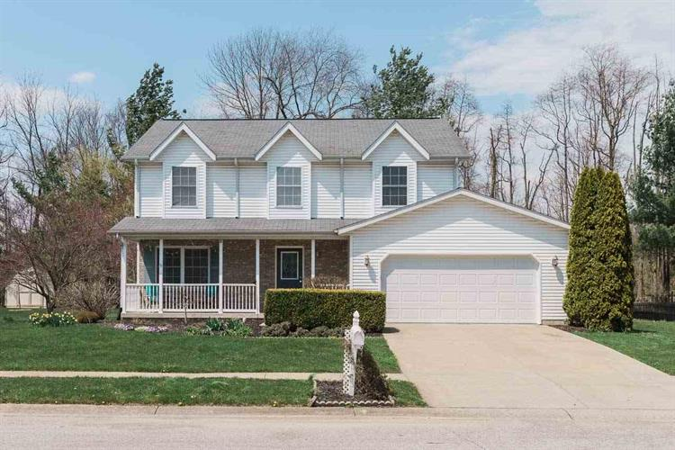 5149 W Hanks Crossing, Bloomington, IN 47403