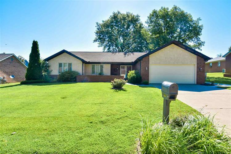 6839 Green Hill Drive, Evansville, IN 47711