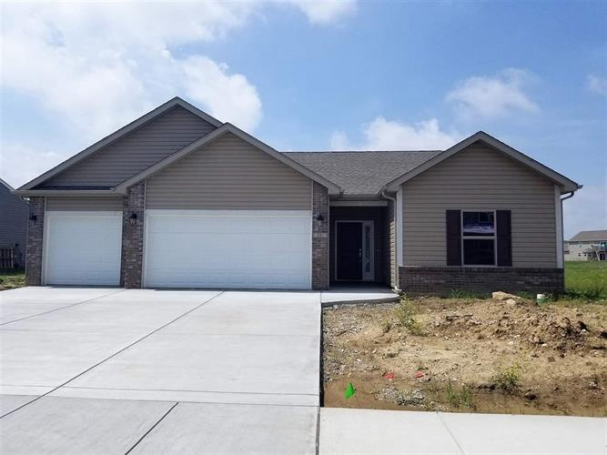 531 Big Pine Drive (Lot #148), West Lafayette, IN 47906