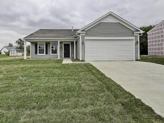 6156 (Lot 29) N Litten Court, Ellettsville, IN 47429