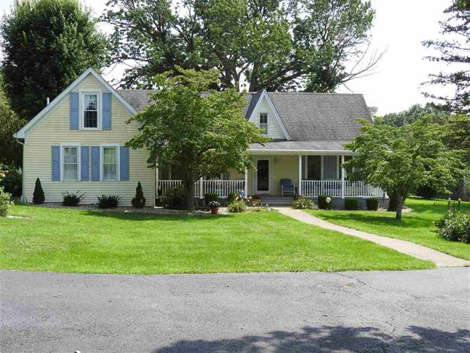 3522 Pleasant Run Road, Heltonville, IN 47436 - Image 1