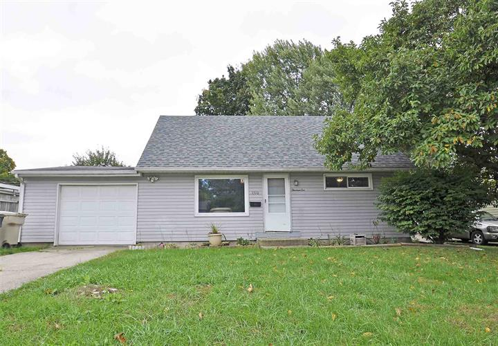 1310 Catherwood Drive, South Bend, IN 46614