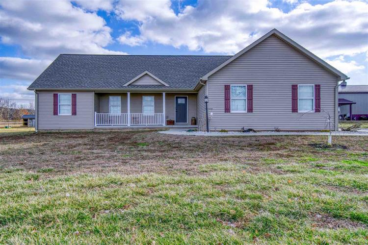 8701 WALTZ Road, Mount Vernon, IN 47620