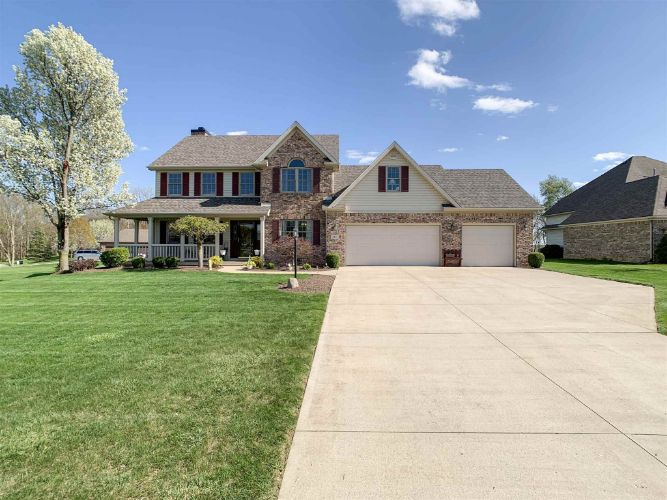 805 White Tail Court, Greentown, IN 46936 - Image 1