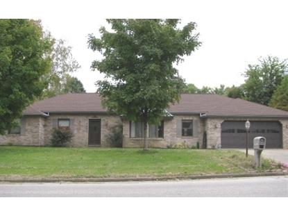 1604 Greenbriar Mount Vernon, IN MLS# 201848549