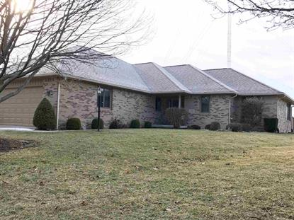 4113 Colter Drive Kokomo, IN MLS# 201904569