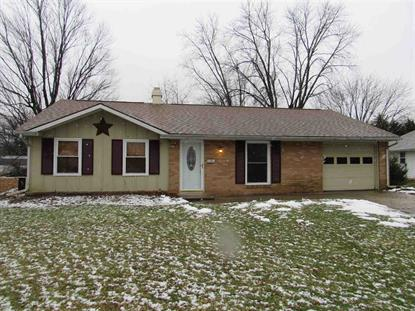305 Bruce Court Kokomo, IN MLS# 201904736