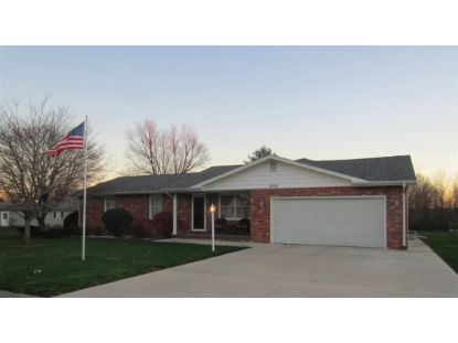 419 Holiday Drive Greentown, IN MLS# 202042693