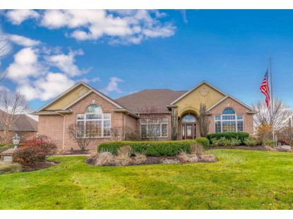 4312 Bandera Cove Fort Wayne, IN MLS# 202047819