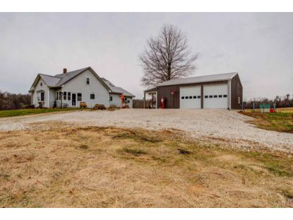 5458 E County Road 1100 N Road Lamar, IN MLS# 202100616