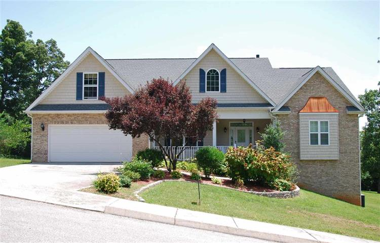 1009 Quail Ridge LN, Dandridge, TN 37725