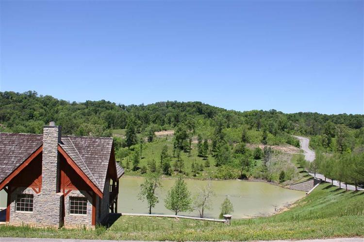 Lot 101 Stone Bridge, Dandridge, TN 37725