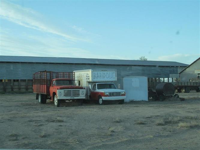 20.39 Acre with Haybarn, Milford, UT 84751