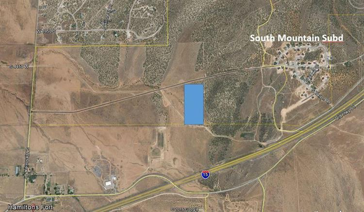 20 Acres Hamilton Fort, Cedar City, UT 84720