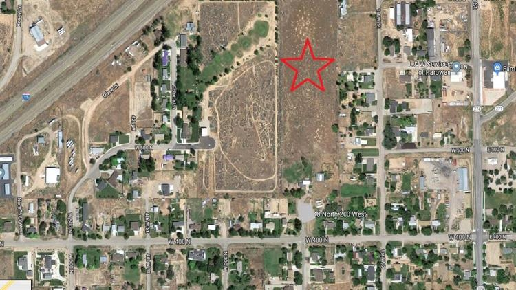 400 N and 200 W, Parowan, UT 84761