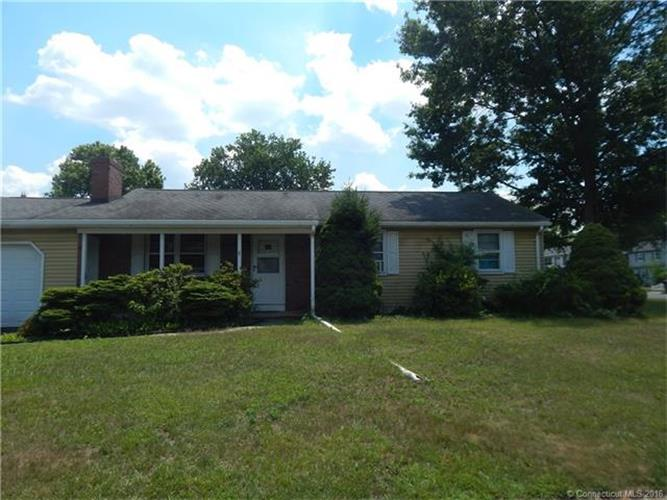 41 Saxon Rd, Wethersfield, CT 06109
