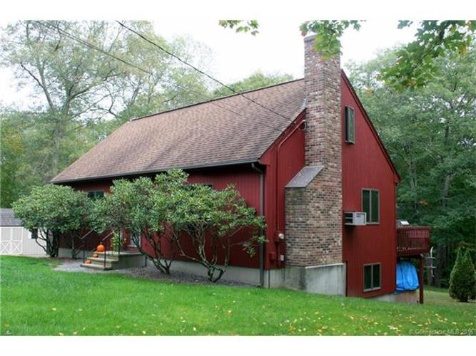 16 Fire Tower Rd, Eastford, CT 06242