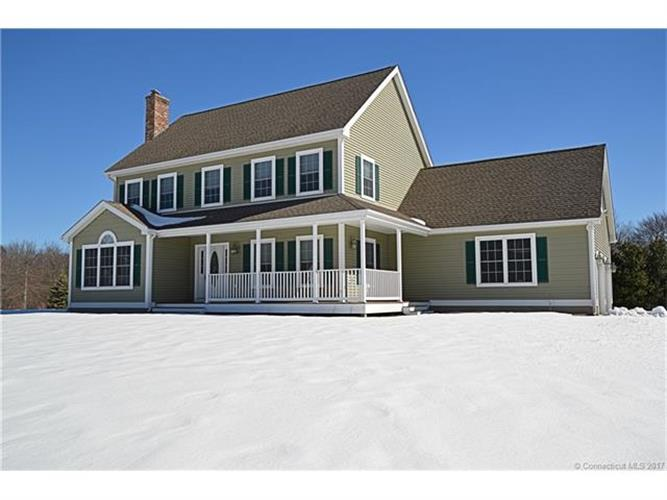 304 East Hebron Tpke, Lebanon, CT 06249