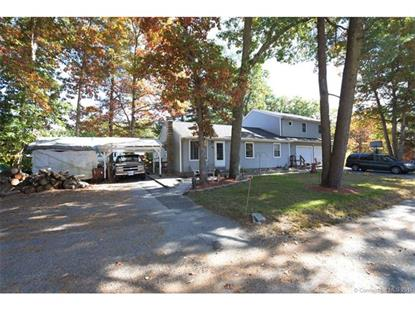 61 Indian Inn Rd  Thompson, CT MLS# E10177042