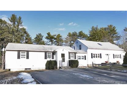 464 Quaddick Town Farm Rd  Thompson, CT MLS# E10186894