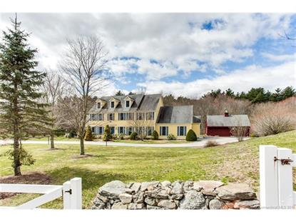 54 Dugg Hill Rd  Woodstock, CT MLS# G10116662