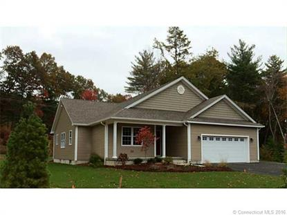 lot 130-3 Wauregan  Brooklyn, CT MLS# G10138918