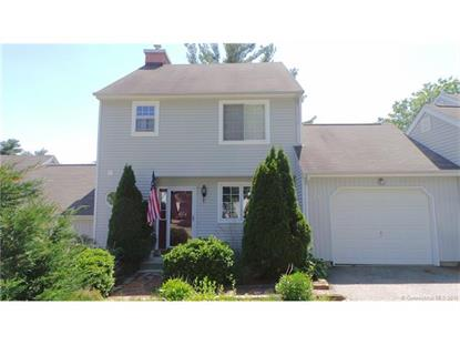 22 Fort Griswold Ln  Mansfield, CT MLS# G10139883