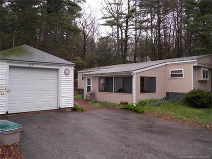 215 Quinebaug Rd  Thompson, CT MLS# G10196319