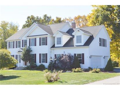 30 Miller Farms Rd  Willington, CT MLS# G10215113