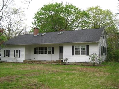 60 Chase Rd  Thompson, CT MLS# G10218977