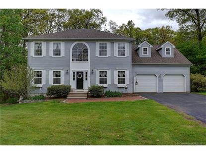 72 Roser Dr  Glastonbury, CT MLS# G10229721