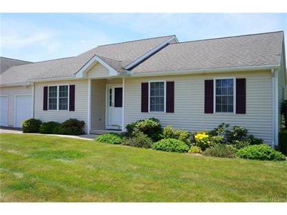 23 Farmbrook Lane  Vernon, CT MLS# G10229961
