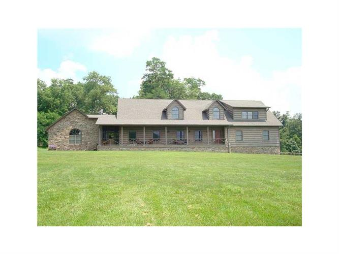 6446 Old Cuba Road, Spencer, IN 47460
