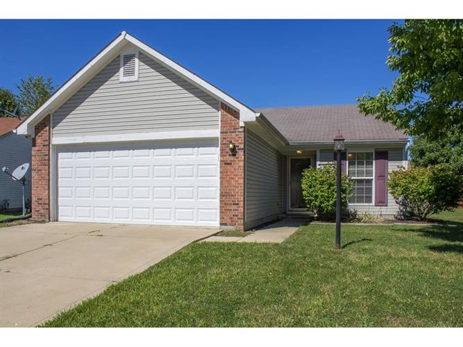 1044 SUNFLOWER Court, Franklin, IN 46131