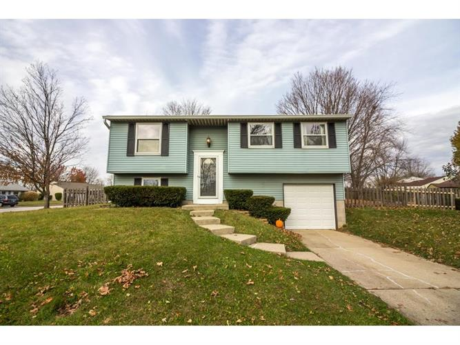 5302 East Brazos Drive, Indianapolis, IN 46237