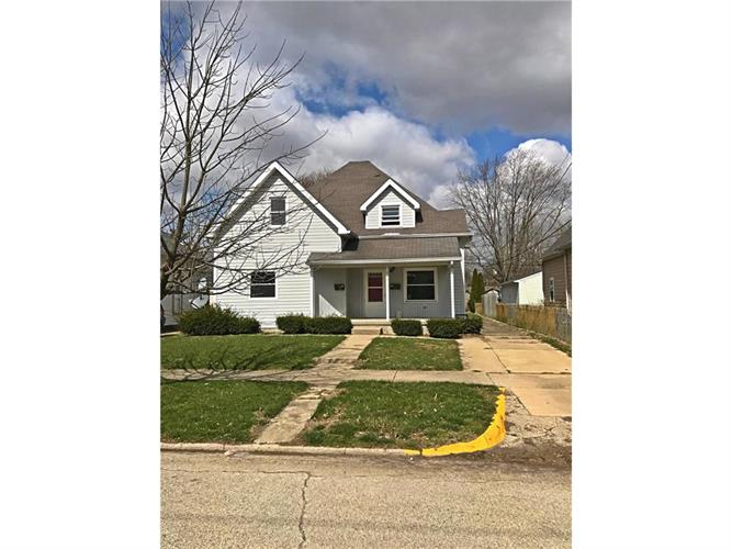 836 West North Street, Greenfield, IN 46140