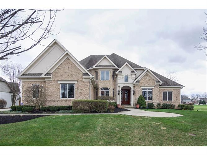 11307 Treyburn Drive, Fishers, IN 46037