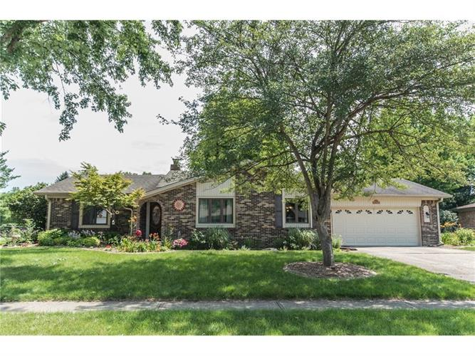 1729 Sycamore Drive, Plainfield, IN 46168