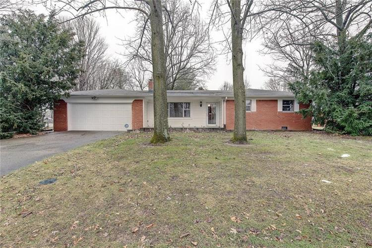 7251 Shamrock, Indianapolis, IN 46217