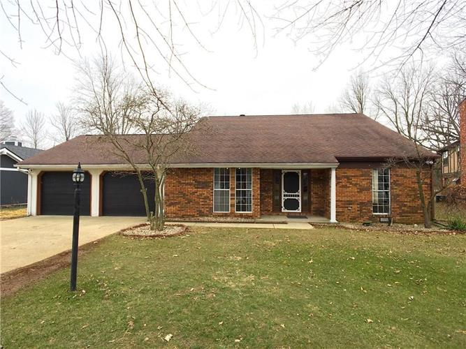 1303 Woodbrooke, New Castle, IN 47362