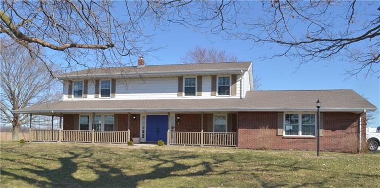 14701 South Jonesville, Columbus, IN 47201